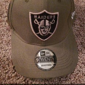 Raiders Salute to Heroes Hat